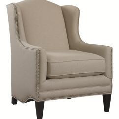 2 Accent Chairs Living Room Club Bassett 1825 02 1281 1 Fleming Chair