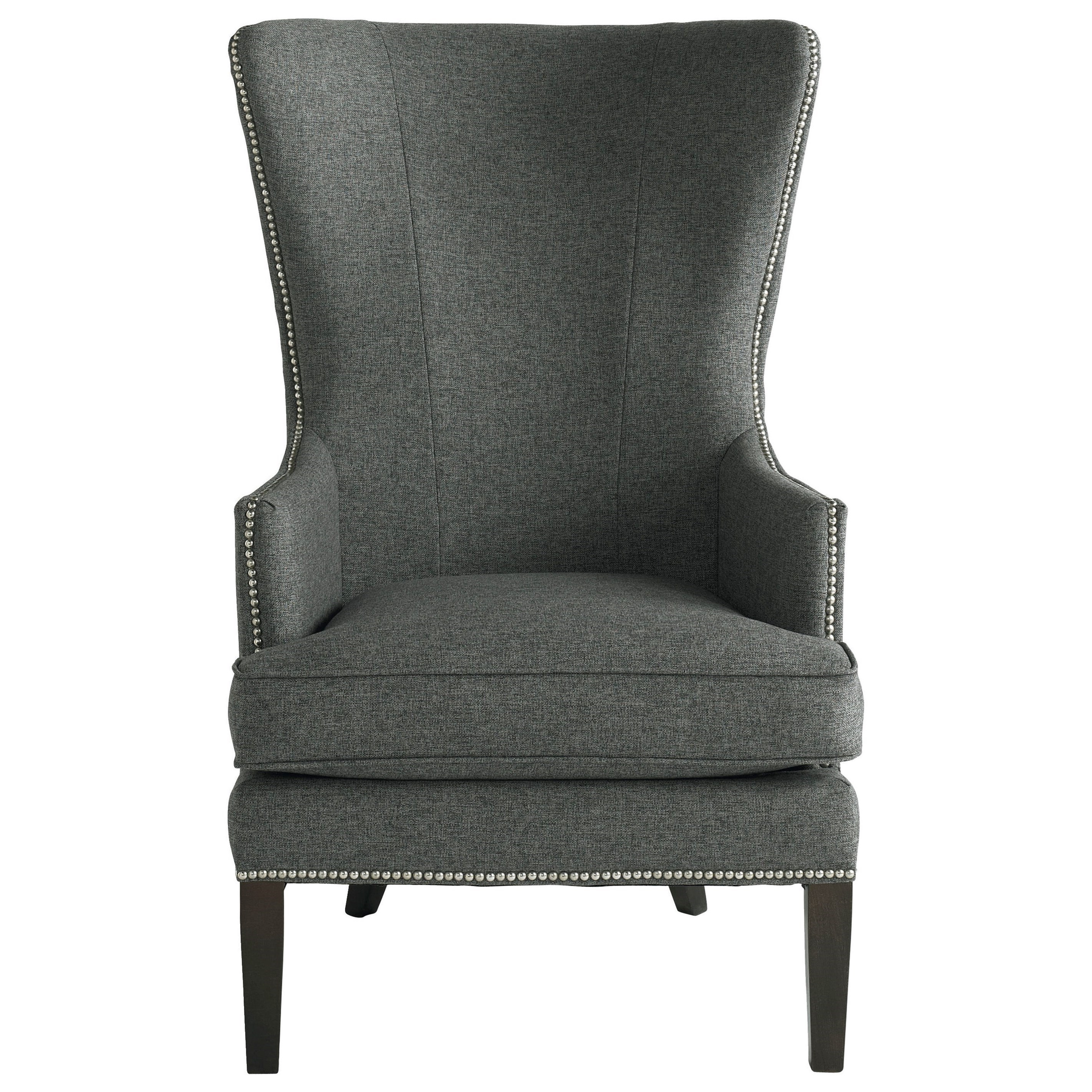 bassett furniture chairs ikea karlstad chair cover whitney 1088 02 contemporary accent with
