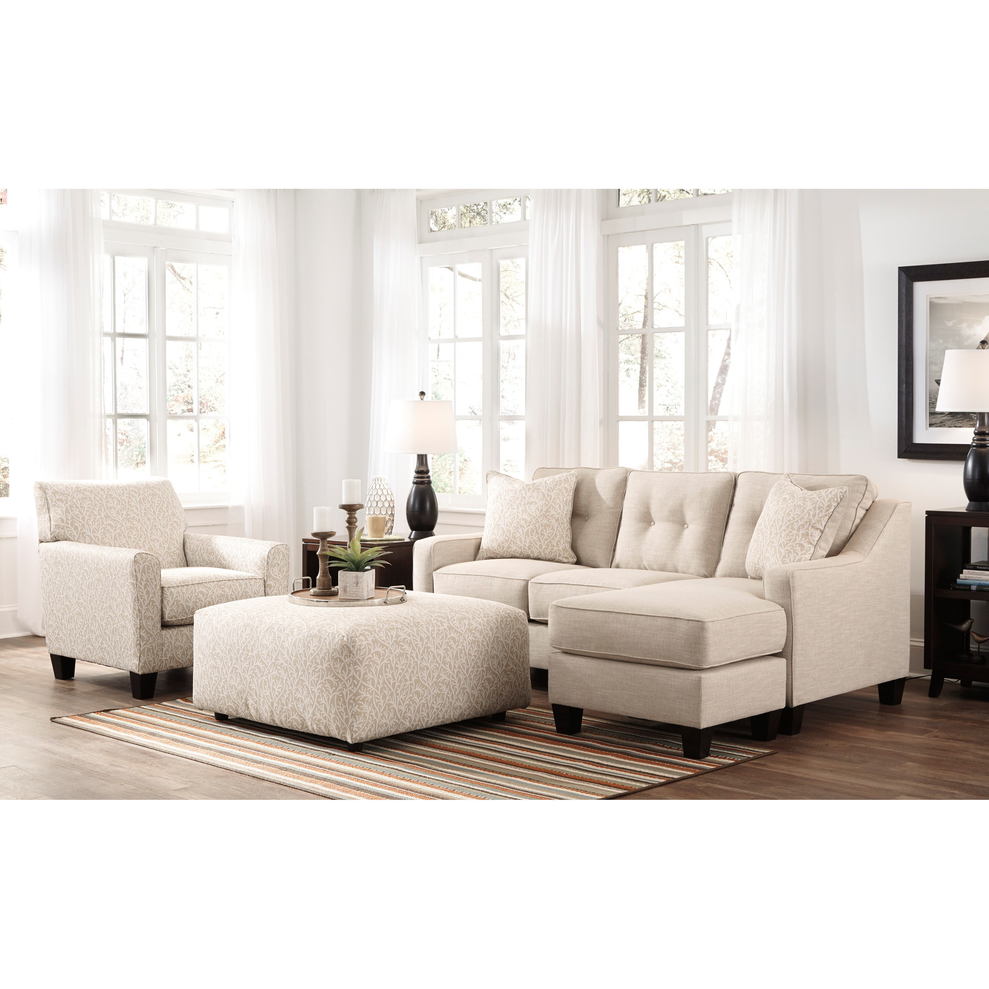 fabric queen sleeper chaise sofa how to clean sching on white leather benchcraft aldie nuvella 6870568
