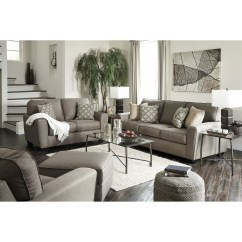 Queen Sleeper Sofa Rooms To Go Big Square Bed Benchcraft Calicho 9120239 Contemporary