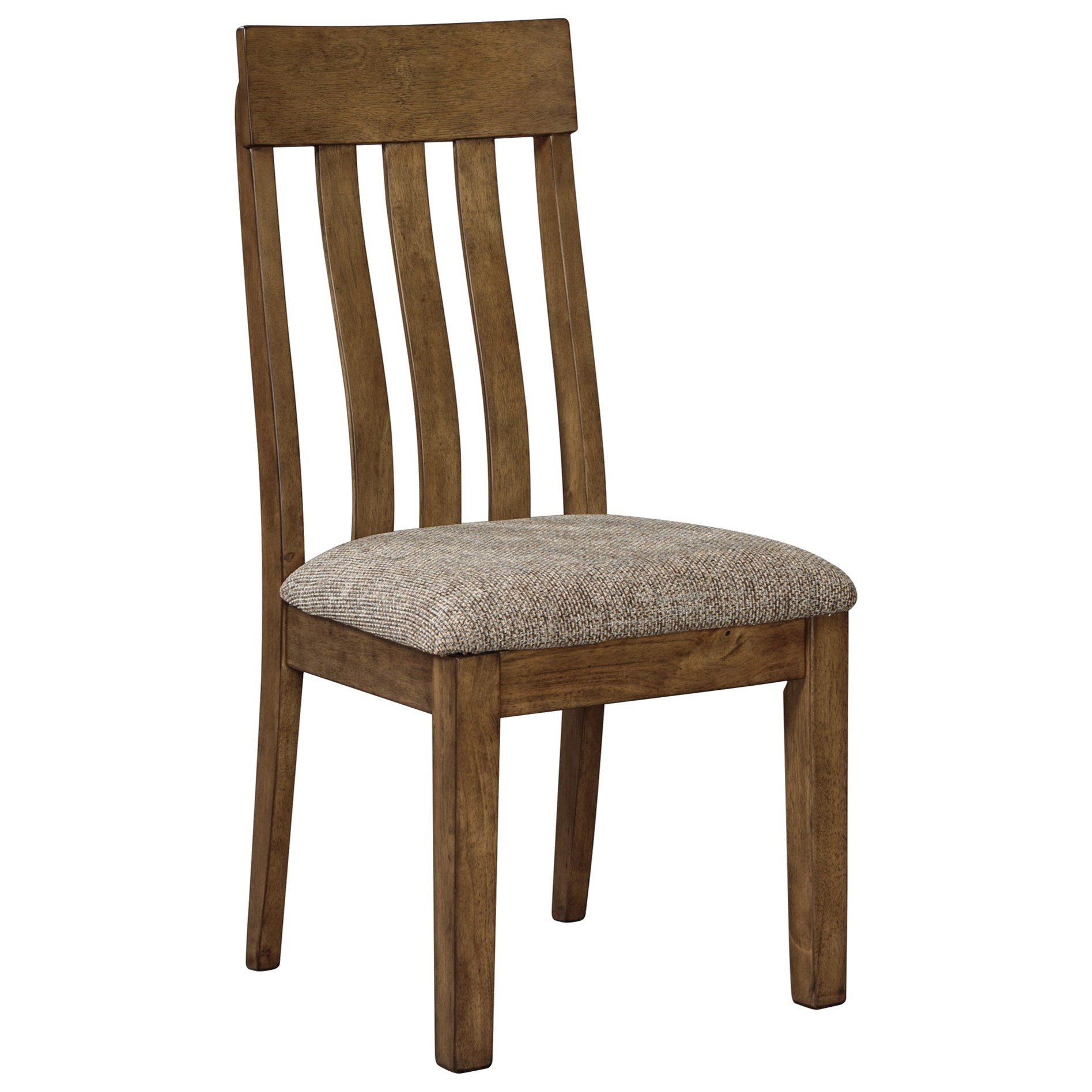 Dining Side Chairs Benchcraft Flaybern D595 01 Dining Upholstered Slat Back