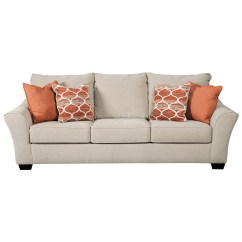 Queen Size Sleeper Sofa Sectional How To Clean Water Stains Off Benchcraft Lisle Nuvella In