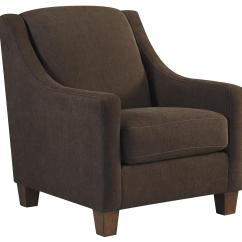 Accent Chairs With Arms 30 Second Chair Stand G Code Benchcraft By Ashley Maier Walnut Contemporary