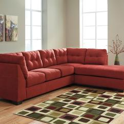Sienna Sofa Sleeper Chester Tufted Leather Benchcraft Maier 2 Piece Sectional W