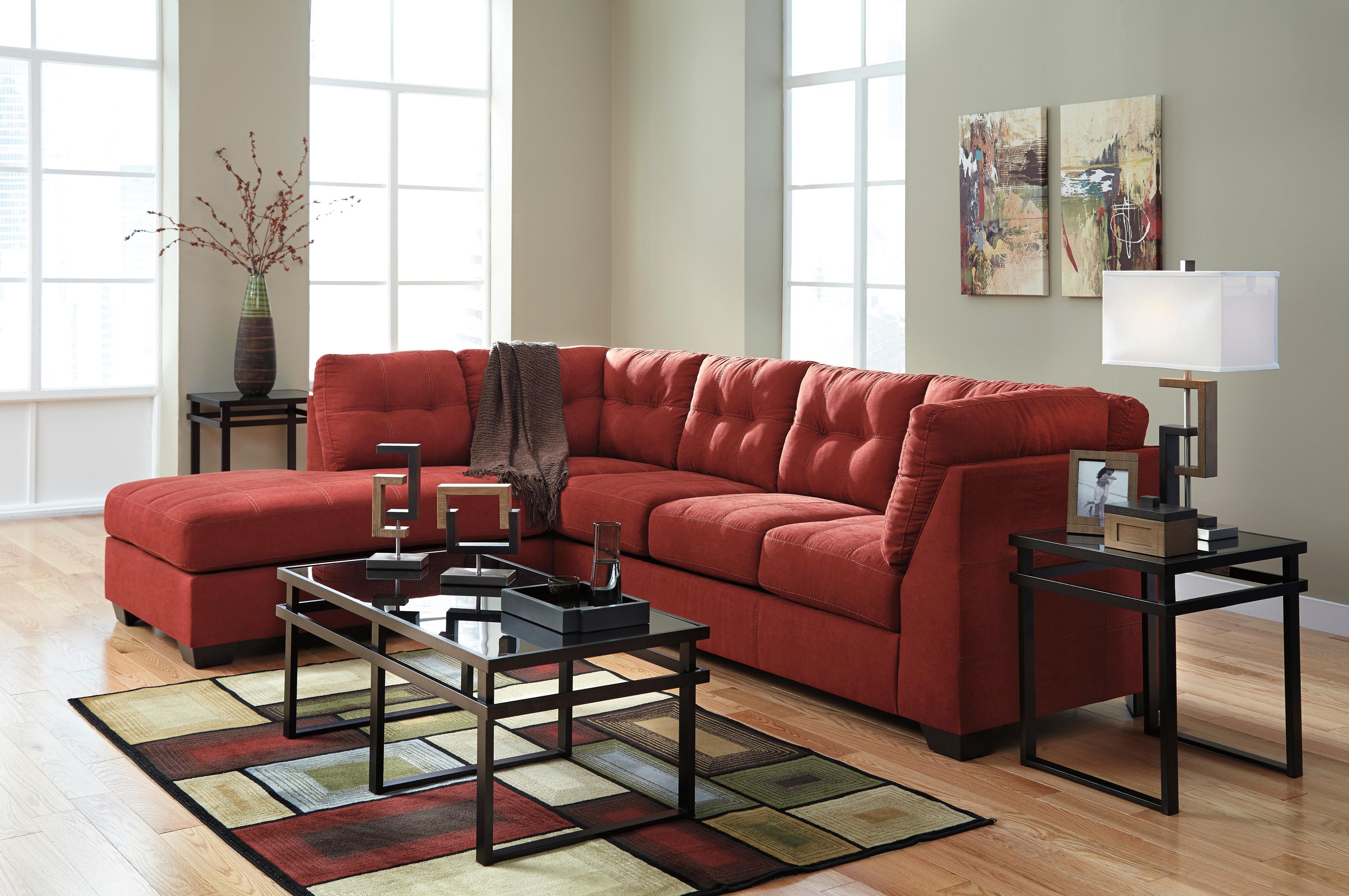 sienna sofa sleeper west elm bliss reviews benchcraft maier 2 piece sectional w
