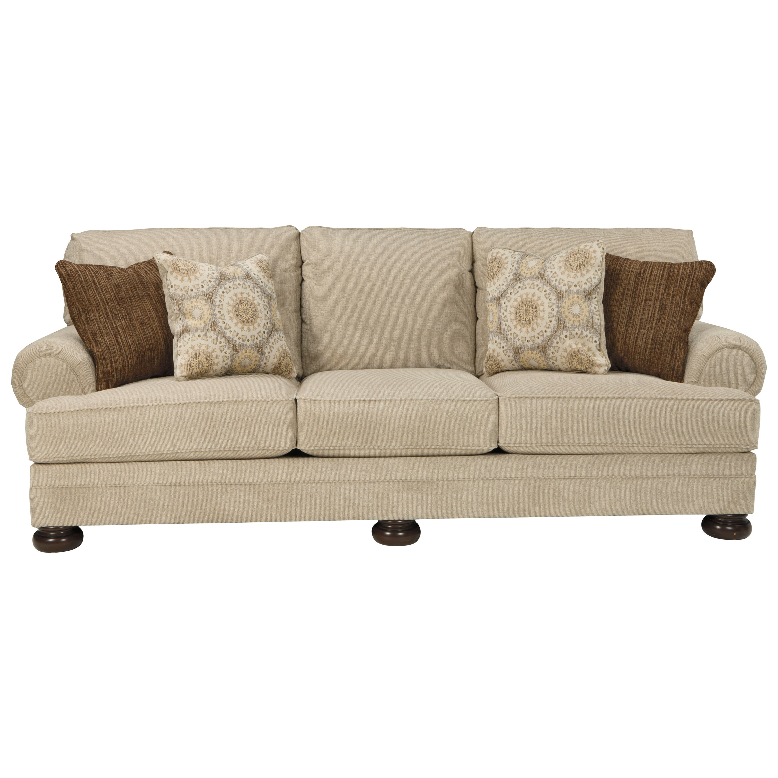 english roll arm chair and a half covers for hire nz benchcraft sofas breville faux leather sofa