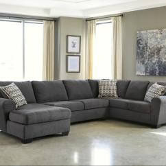 Sectional Vs Sofa With Chaise Slipcover Benchcraft Sorenton Contemporary 3 Piece