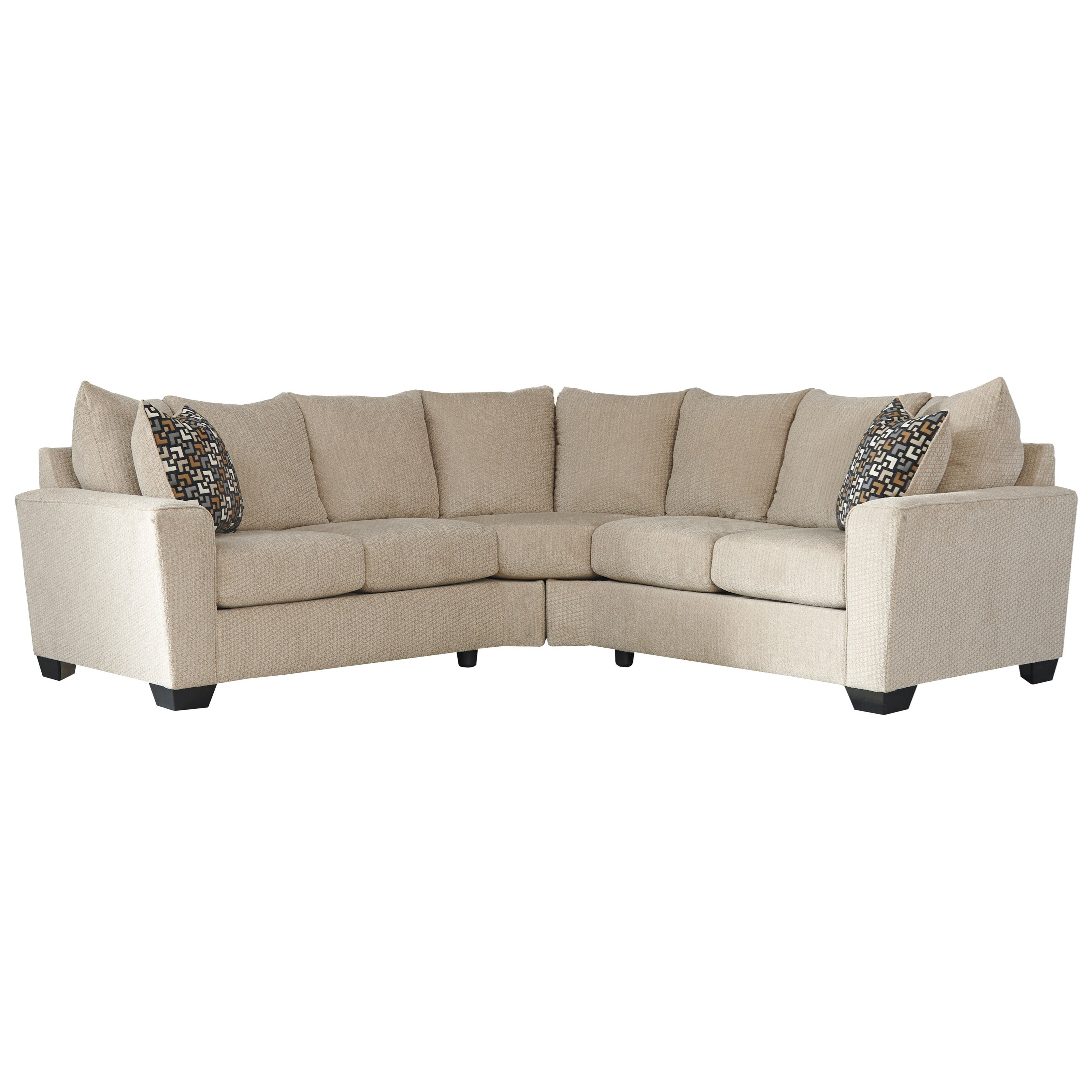 sectional sofa corner wedge kursi klasik modern unique sofas
