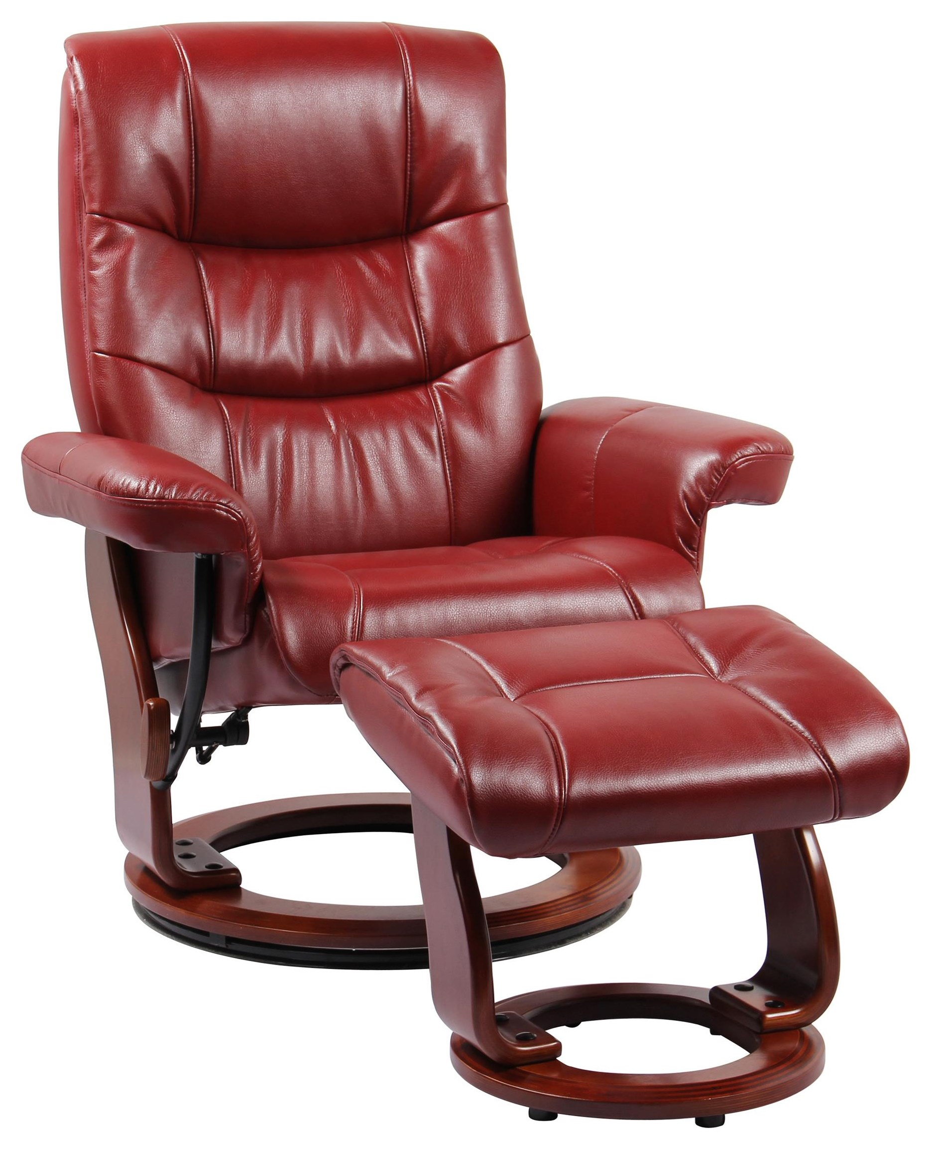 stress free chair clinical care geri recliner benchmaster rosa ii 7583kred red otto