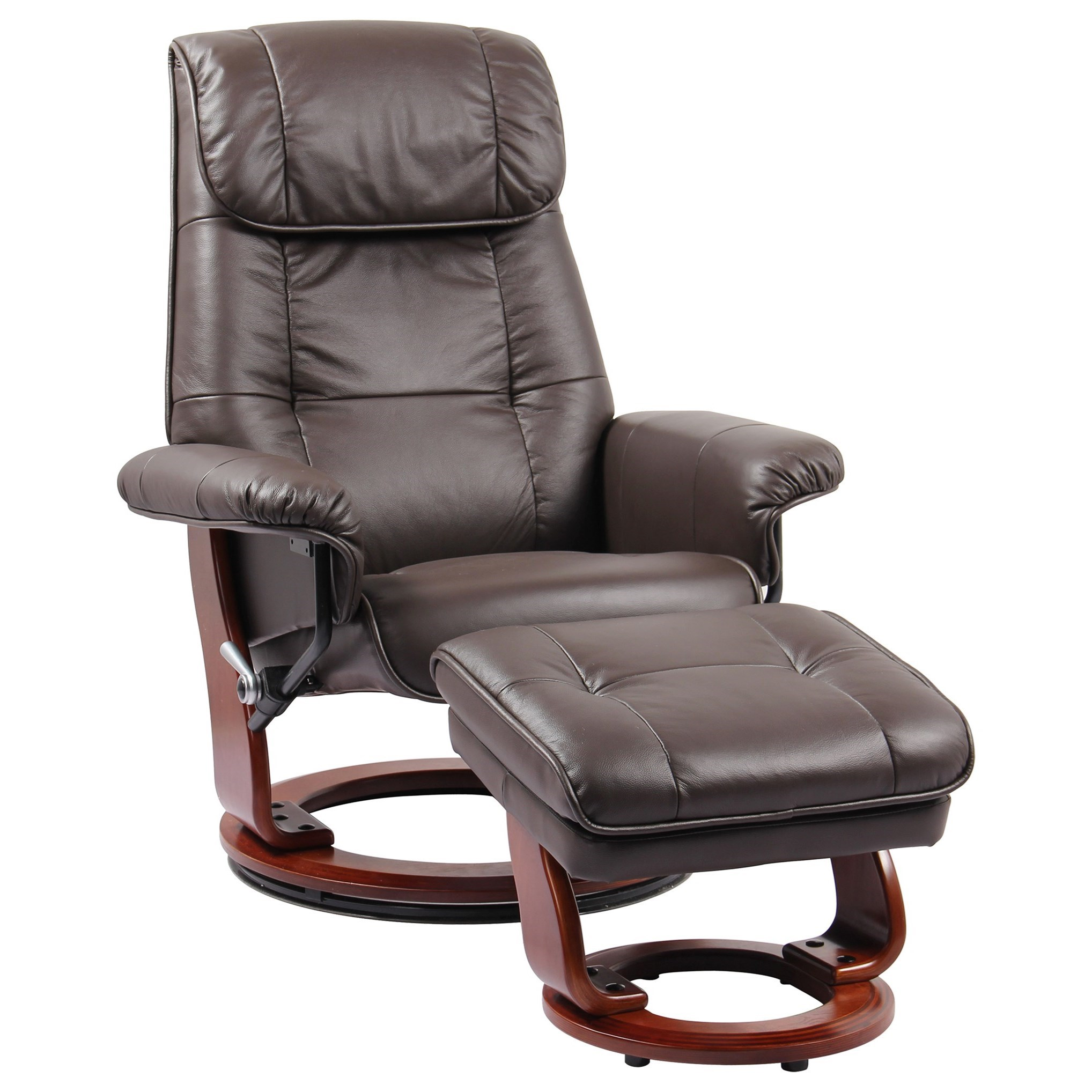 Reclining Chair And Ottoman Benchmaster Ventura Ii Reclining Chair And Ottoman