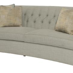 Bernhardt Sofas Clearance Leather Sofa Protection Cream Candace With Transitional Elegance