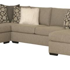 Orlando Sectional Sofa Vintage Leather Ireland Bernhardt With Contemporary Style