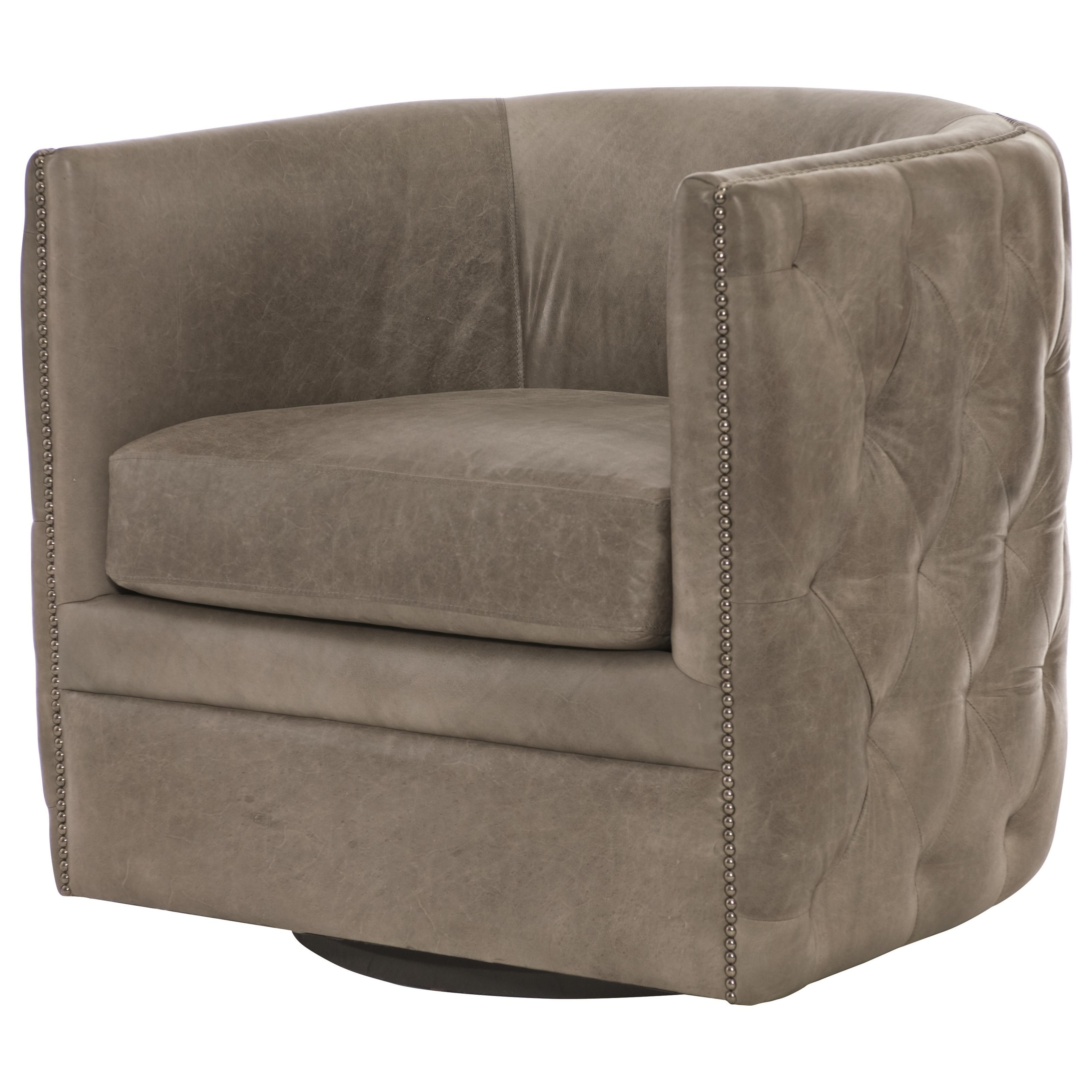 swivel upholstered chairs swing chair chch bernhardt accents palazzo