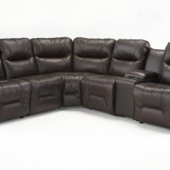 Best Power Reclining Sofa Set Electric Not Working Home Furnishings Bodie Six Piece