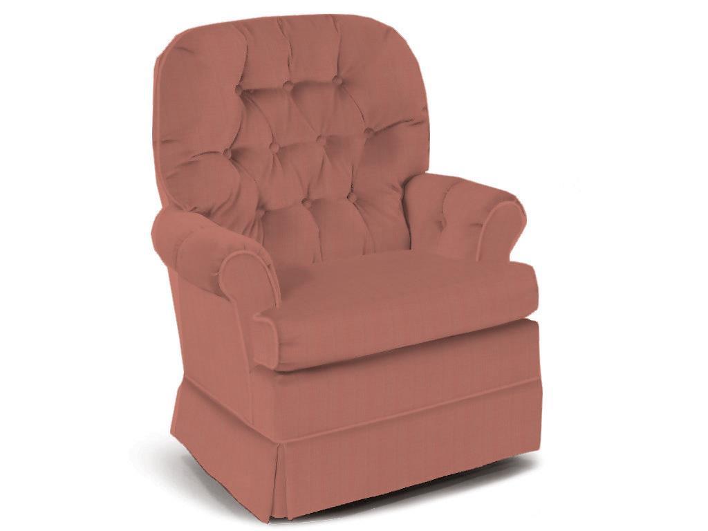 swivel chair nebraska furniture mart grey tufted best home furnishings glide chairs 1559 marla