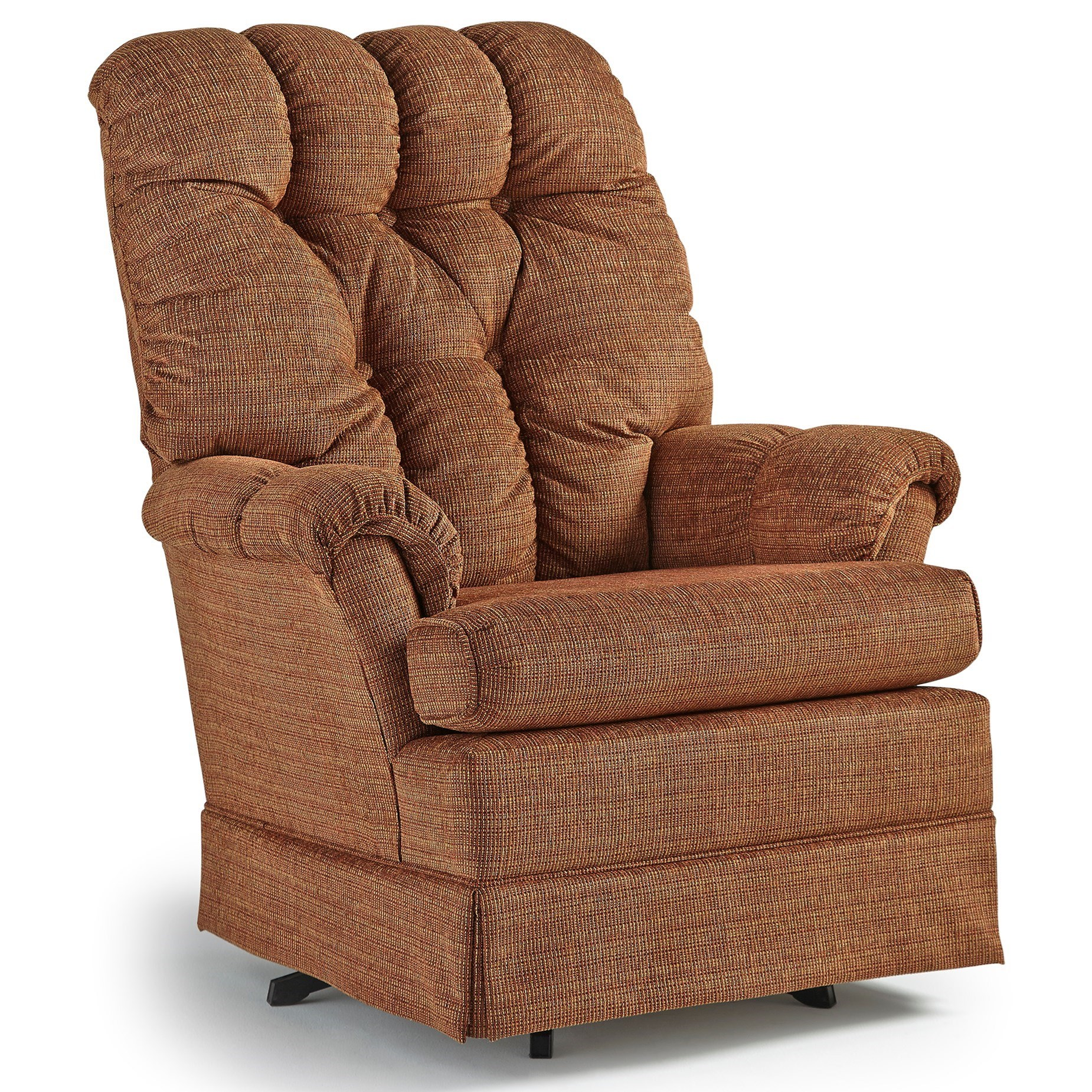 Swivel Rocker Chair Best Home Furnishings Chairs Swivel Glide 1939 Biscay