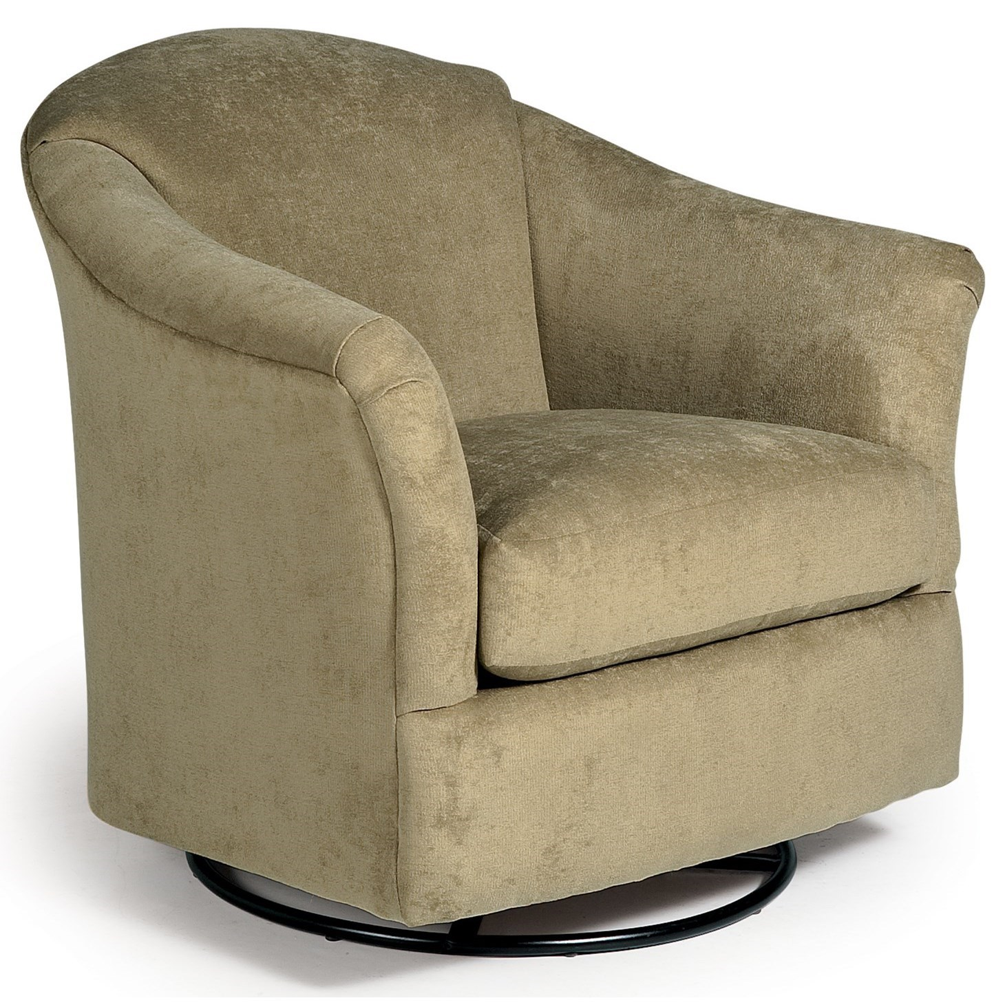 Upholstered Glider Chair Vendor 411 Chairs Swivel Glide Darby Swivel Glider Chair