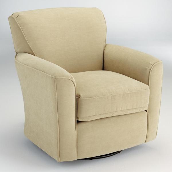 Best Home Furnishings Swivel Barrel Chairs