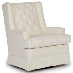 Best Glider Chair Covers For Hire Manchester Home Furnishings Chairs Swivel Glide 7167 Nikole