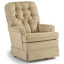 Swivel Chair Jargon Job Lot Folding Wooden Chairs Best Home Furnishings Glide Joplin