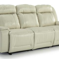 Two Cushion Power Reclining Sofa Lazy Boy Leather Scs Best Home Furnishings Hardisty Casual
