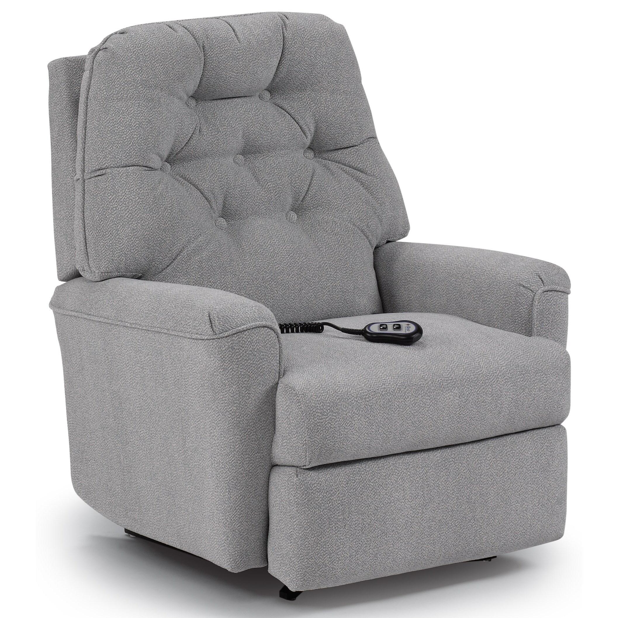 rocker and recliner chair mechanics hydraulic stool best home furnishings recliners medium cara power