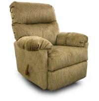 Recliners - Medium Balmore Power Rocking Reclining Chair ...