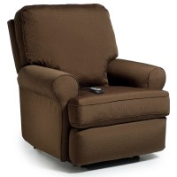 Best Home Furnishings Recliners - Medium Tryp Power Lift ...