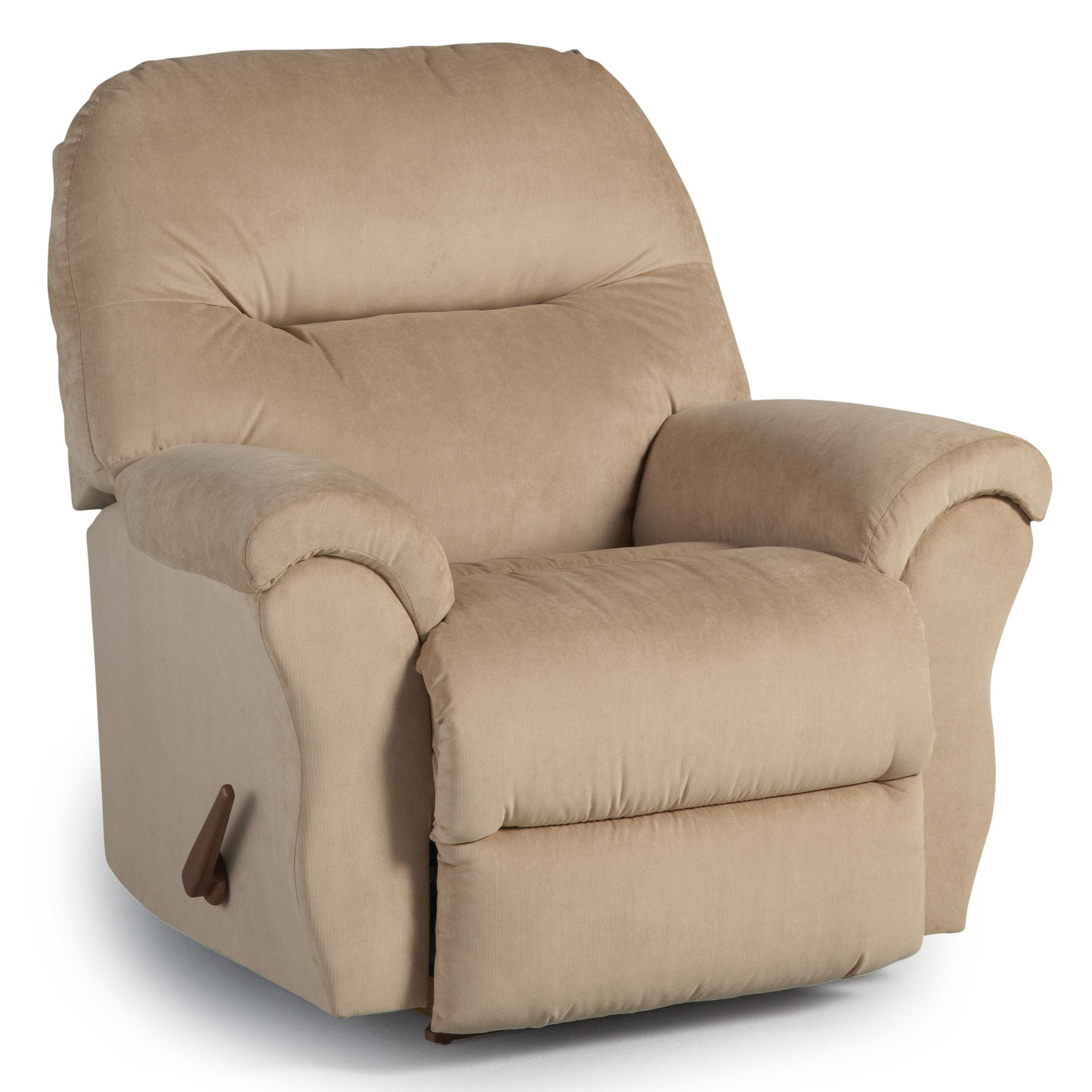 Reclining Rocking Chair Best Home Furnishings Recliners Medium Bodie Power