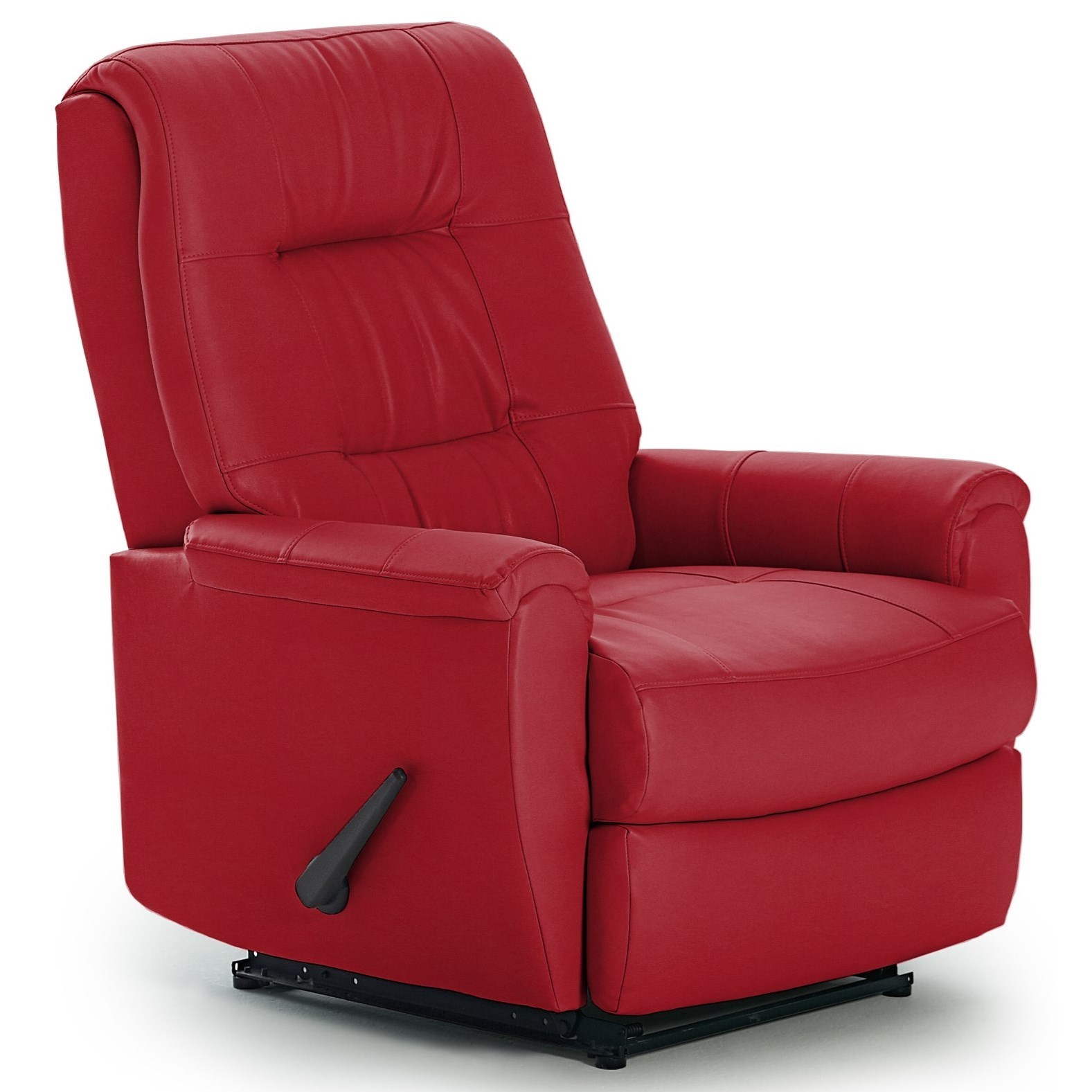 Petite Chairs Best Home Furnishings Recliners Petite Felicia Rocker