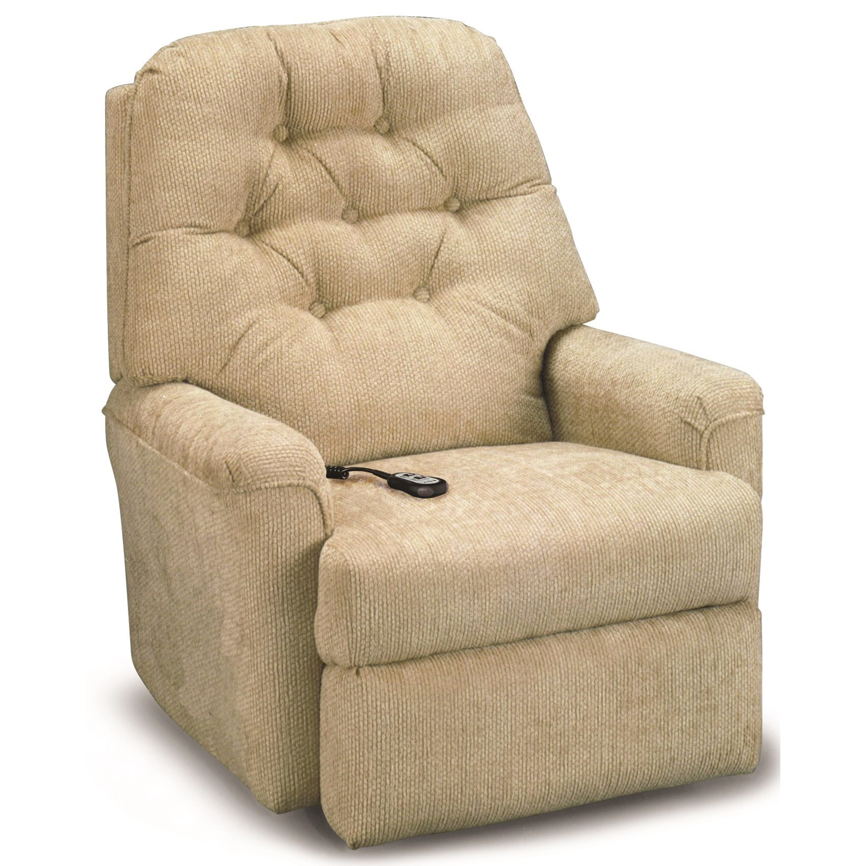 Petite Chairs Best Home Furnishings Recliners Petite Cara Lift