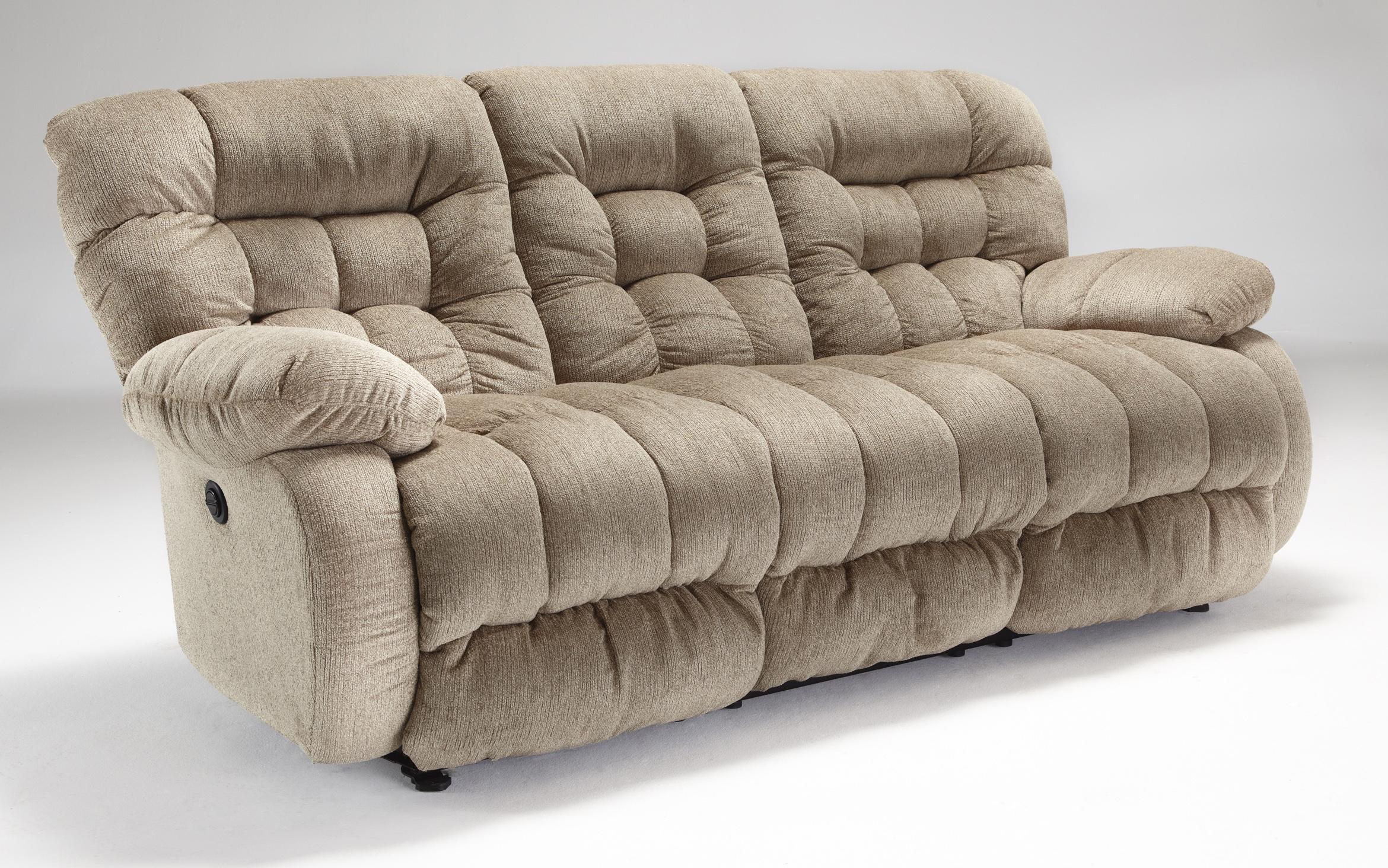 reclining sofa manufacturers usa catnapper buckingham dual leather recliner best home furnishings plusher space saver