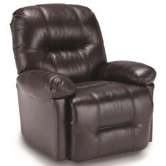 Swivel Rocking Recliner Chair Desk Throw Best Home Furnishings S501 Zaynah Casual Rocker