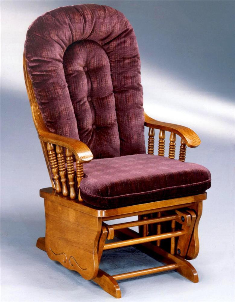 Best Home Furnishings Sunday Glide Gliding Rocker Chair