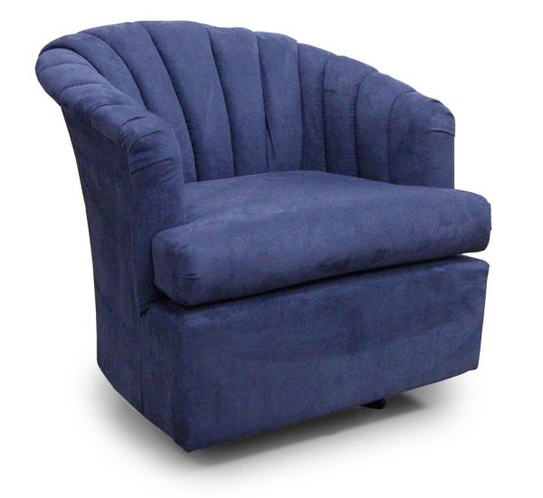 Best Home Furnishings Swivel Barrel Chairs
