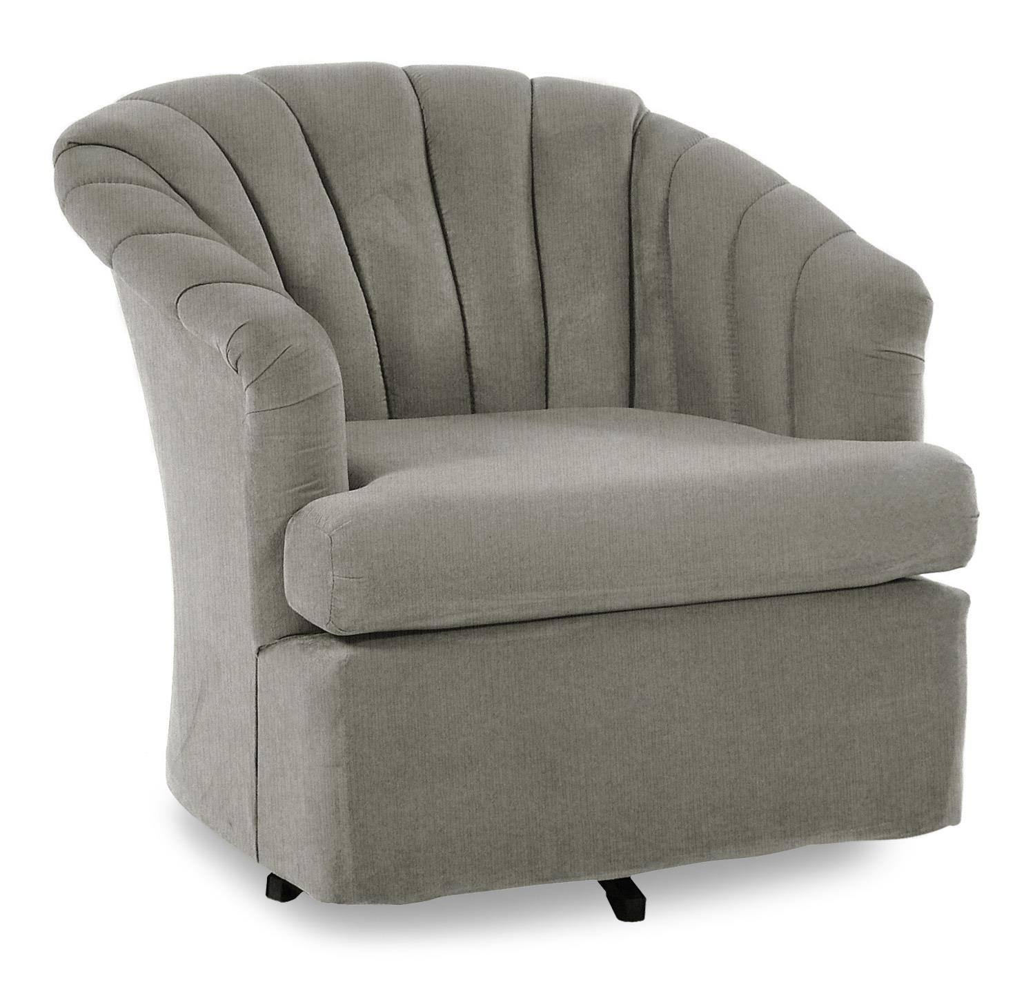 Barrel Chair Swivel Chairs Swivel Barrel Elaine Swivel Barrel Chair