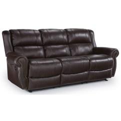 Wall Sofa Into Bunk Bed Ikea Saver Reclining Best Home Furnishings Optima