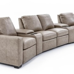 3 Pc Sectional Sofa With Recliners Maytex Reeves Stretch One Piece Slipcover Bradington Young Connery 922 Three Sect