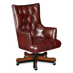 Swivel Chair Jargon Swing Spring Hooker Furniture Executive Seating Tilt