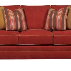 Broyhill Landon Sofa Addison Slipcover Express Transitional Stationary With