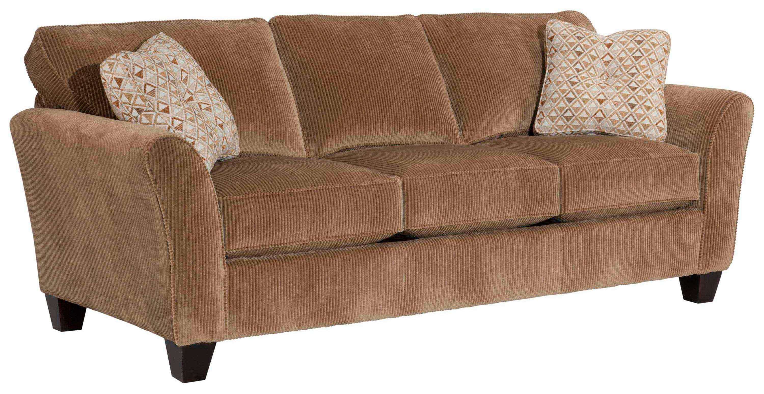 natalia leather and chenille sofa cheap slipcovers for sectional sofas contemporary style review