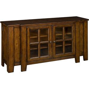 Attic Heirlooms Rustic Oak By Broyhill Furniture