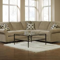 Broyhill Sofa Prices Slipper Bed Furniture Ethan Two Piece Sectional With Corner