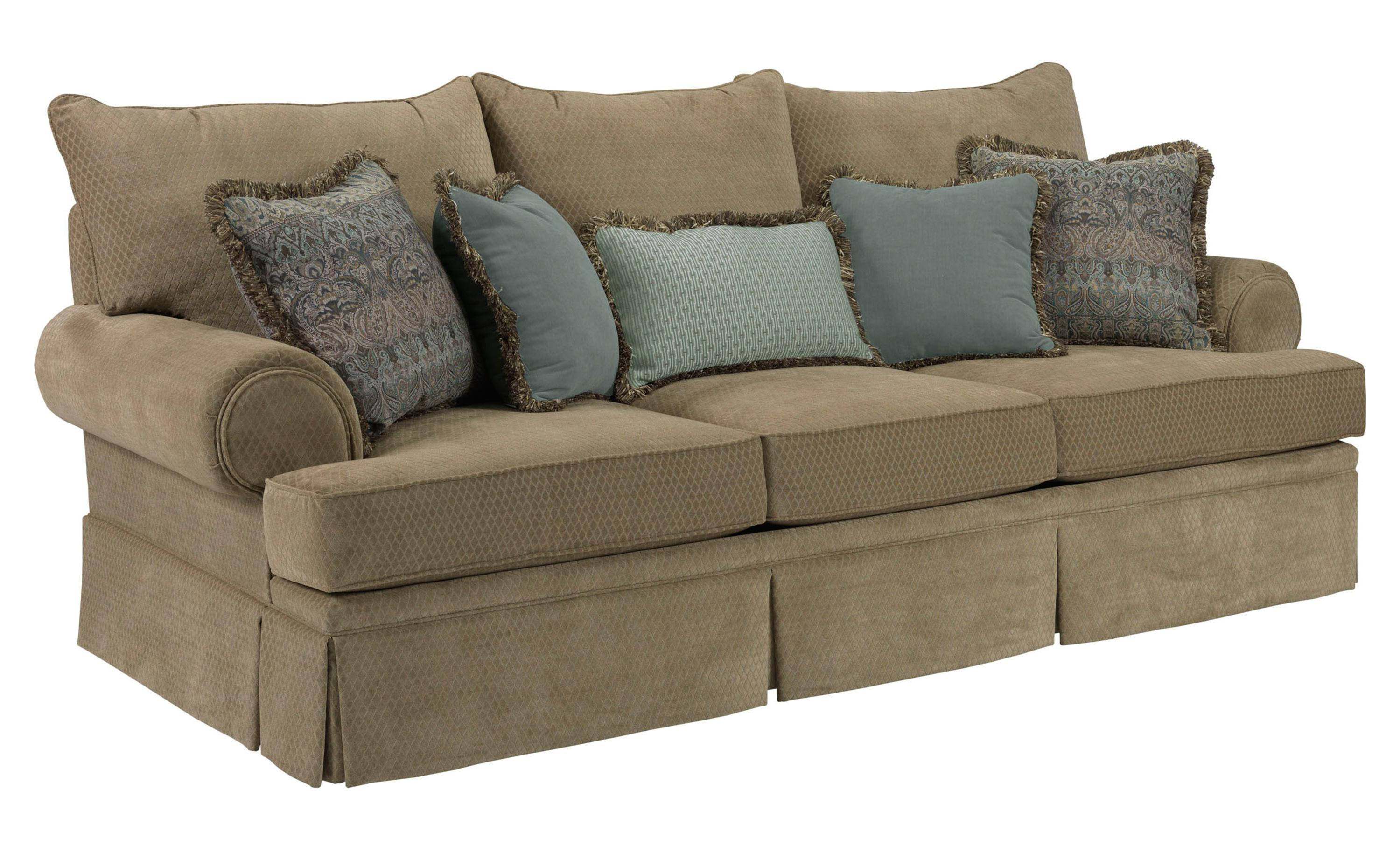 sam moore carson sofa leather sectional sleeper reviews skirted traditional three