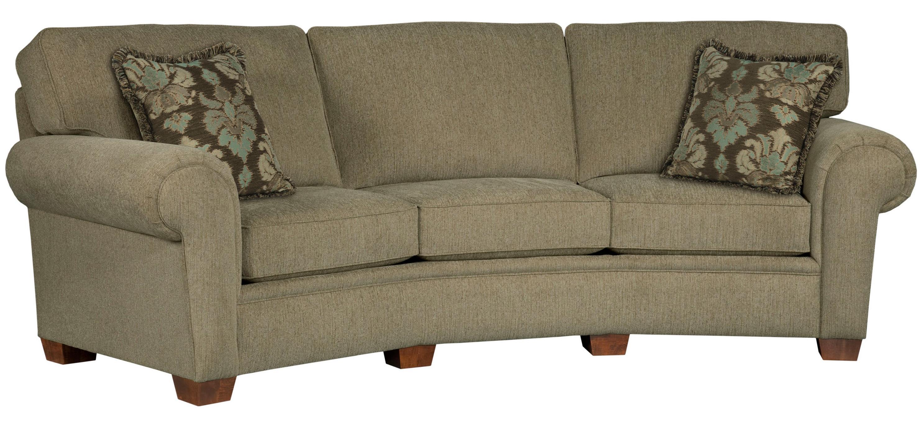 broyhill laramie sofa fabric sleeper sofas queen conversation home the honoroak