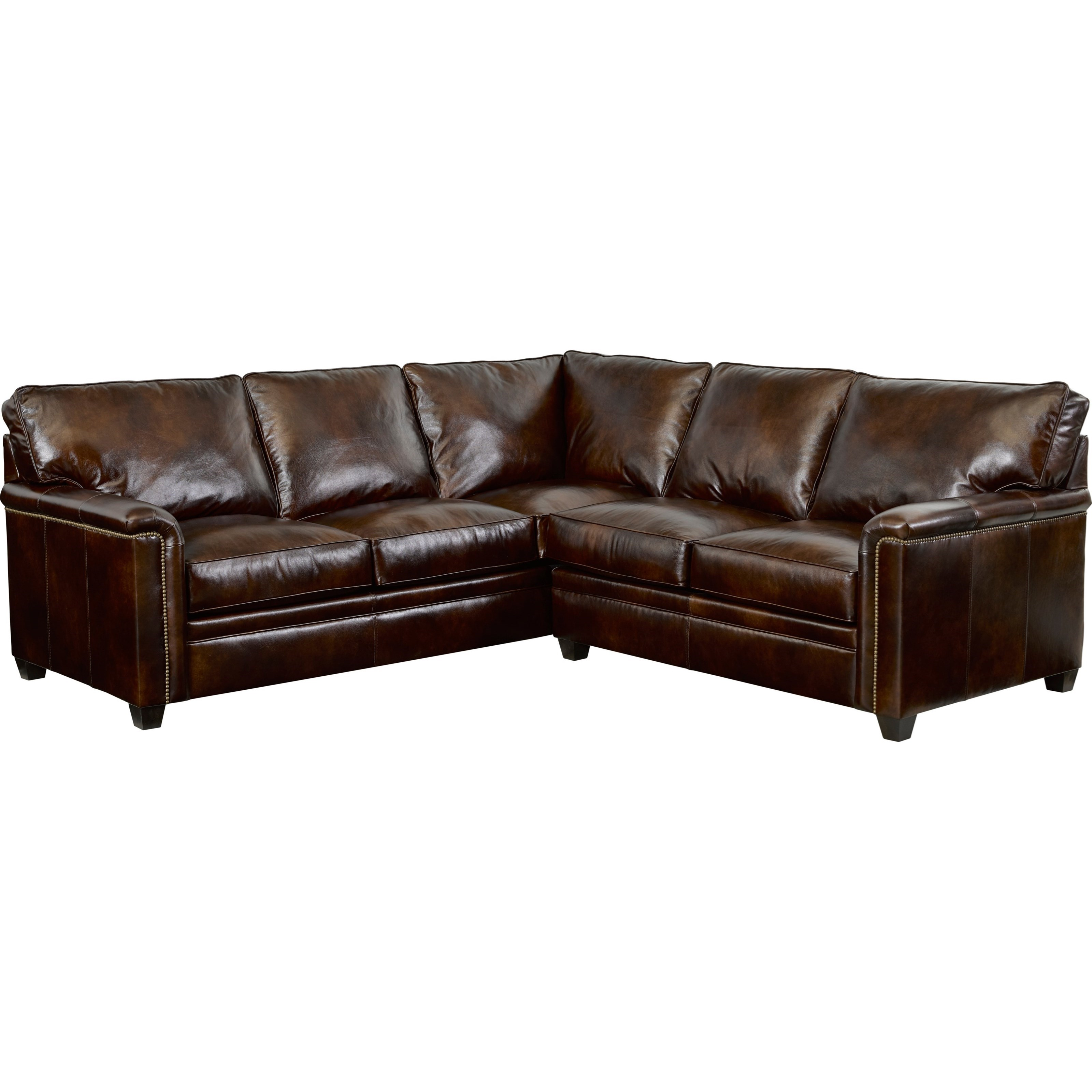 broyhill leather sofa sets costco sectional with recliner furniture warren laf corner