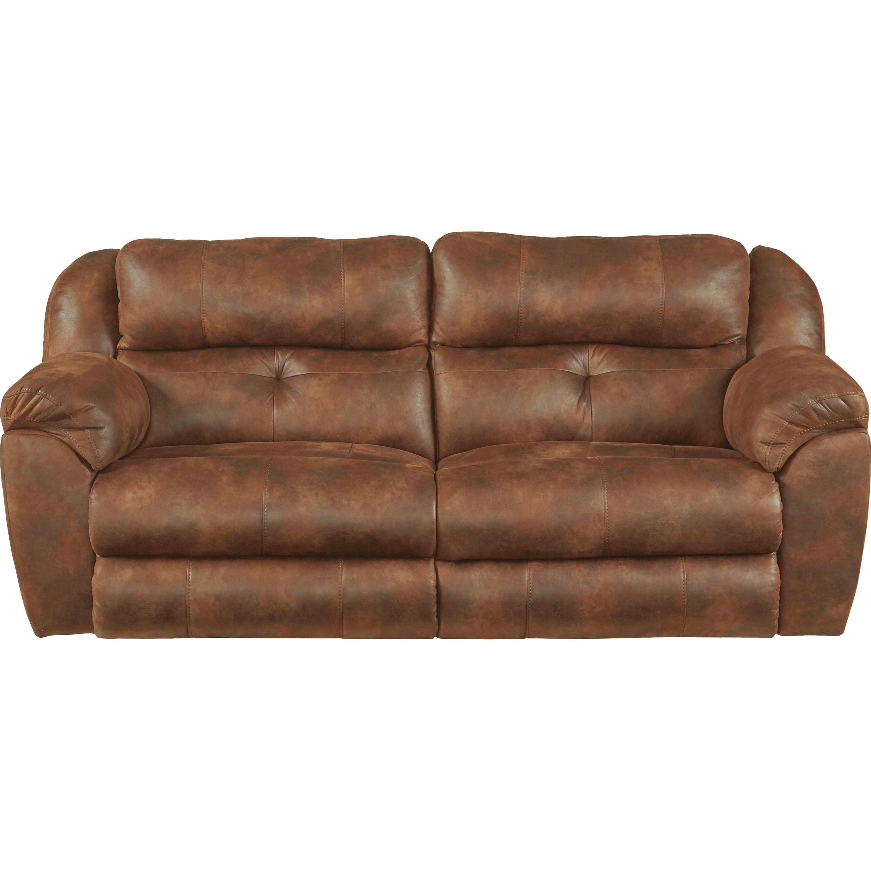 catnapper sofa olivia corner bed review ferrington power headrest lay flat reclining