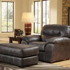 Craftmaster Chair And A Half Papasan Lounge Jackson Furniture Grant Ottoman Set