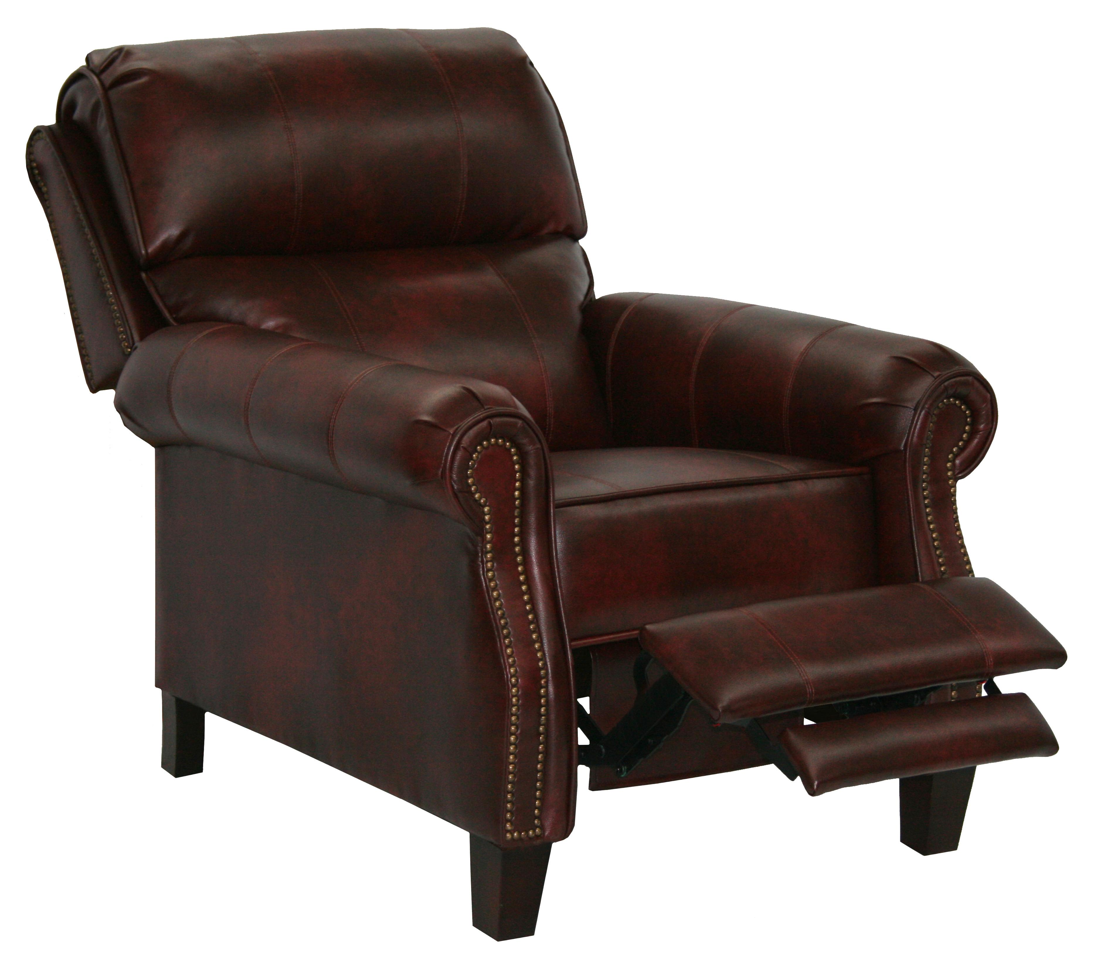 recliner vs chair with ottoman folding chairs cheap catnapper motion and recliners frazier high leg