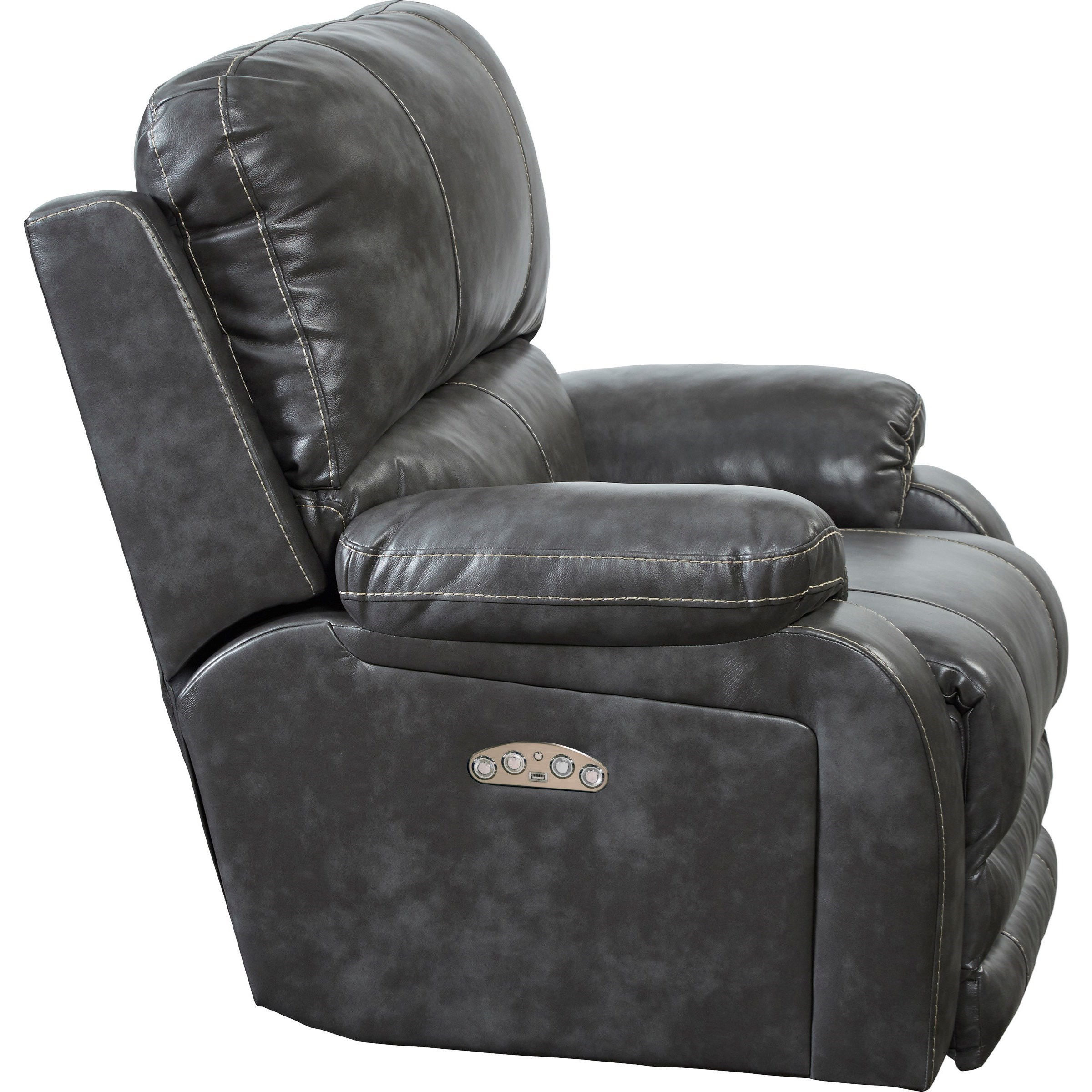 lay flat recliner chairs walker chair combo catnapper motion and recliners thornton power